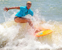 2015 Wahine Surf Classic Royalty Free Stock Photography