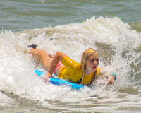 2015 Wahine Surf Classic Royalty Free Stock Image