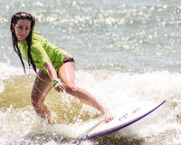 2015 Wahine Surf Classic Stock Images