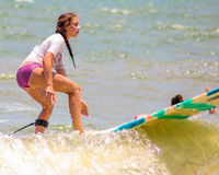 2015 Wahine Surf Classic Stock Photo