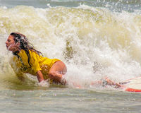2015 Wahine Surf Classic Royalty Free Stock Photos