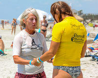 2015 Wahine Surf Classic Royalty Free Stock Images