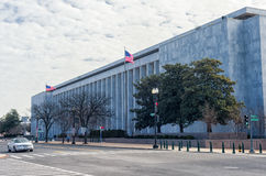 WAHINGTON, D.C. - JANUARY 10, 2014: Library of Congress - James Madison Memorial Building Royalty Free Stock Photography