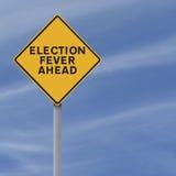 Wahl-Fieber voran Lizenzfreie Stockbilder