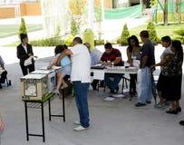 Wahlen in Mexiko Lizenzfreie Stockfotografie