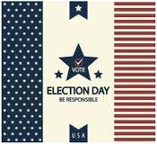 Wahltag Stockbilder