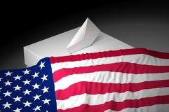 Wahlurne Lizenzfreies Stockbild