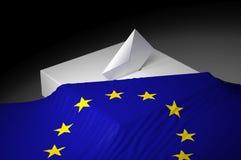 Wahlurne Lizenzfreies Stockfoto