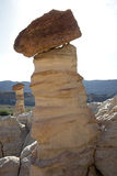 Wahweap Hoodoos Stock Photo