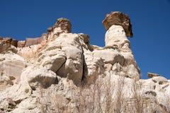Wahweap Hoodoos, Utah, USA Royalty Free Stock Photography