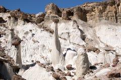 Wahweap Hoodoos, Utah, USA Royalty Free Stock Photo