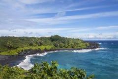Waianapanapa State Park - 1 stock photo