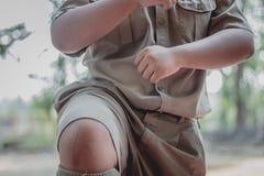 Wai Kru Muay Ταϊλανδός, Στοκ φωτογραφίες με δικαίωμα ελεύθερης χρήσης