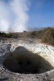 Wai o Tapu, resortes calientes, Rotorua imagen de archivo