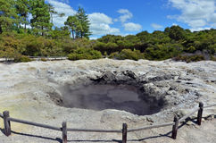 Wai-O-Tapu, Rotorua, New Zealand Royalty Free Stock Photography