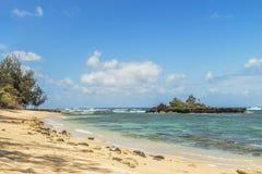 Waiale'e Beach Royalty Free Stock Photos