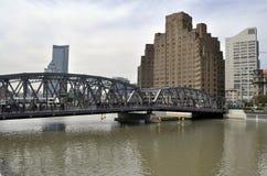 waibaidu моста стоковая фотография