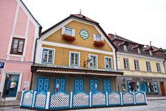 Waidhofen un der Ybbs en la Austria Imagen de archivo