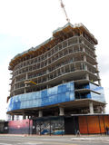Waiea - moana för 1118 alun under konstruktion royaltyfri foto