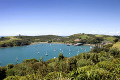 Waiheke island Royalty Free Stock Images