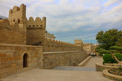 Waiis w Baku obrazy stock