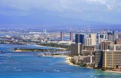 Waikiki fotografie stock libere da diritti