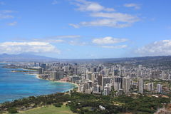 Waikiki Royalty Free Stock Photography