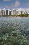 Waikiki Royalty Free Stock Photography