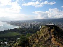 Waikiki beach Royalty Free Stock Images