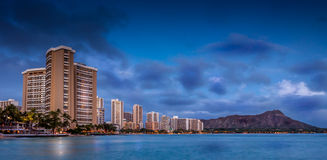 Waikiki Beach - Hawaii Stock Photos