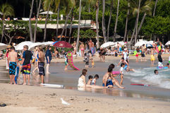 Waikiki Beach - Hawaii Stock Photography