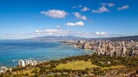 Waikiki Beach Honolulu Stock Images