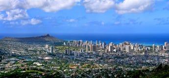 Waikiki  Hawaii Royalty Free Stock Image