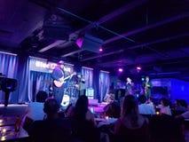 Guidance Band Jams on stage at Mai Tai Bar stock photos