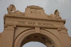 Waikiki Natatorium War Memorial, Hawaii Stock Images