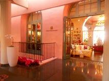 Waikikian gift shop. Pink gift shop Stock Image