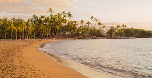 Waikoloa Beach Stock Images
