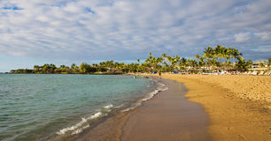 Waikoloa Beach Royalty Free Stock Photos
