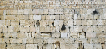 The Wailing Wall Stock Photo