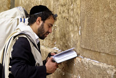 Wailing Wall Royalty Free Stock Photo