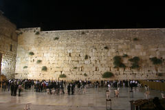 The Wailing Wall Royalty Free Stock Images
