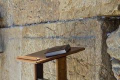 Wailing Wall . Royalty Free Stock Image