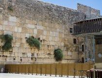 Wailing Wall . Royalty Free Stock Photos