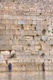 Wailing Wall, Jerusalem Israel Royalty Free Stock Images