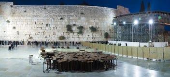 Wailing Wall Jerusalem Israel Royalty Free Stock Image