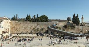 The Wailing wall, Jerusalem - Israel Stock Photography