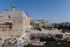 The Wailing wall, Jerusalem - Israel Stock Images
