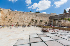 Wailing Wall Royalty Free Stock Image
