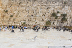 Wailing Wall Stock Images