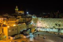 Wailing Wall, Jerusalem Stock Photography